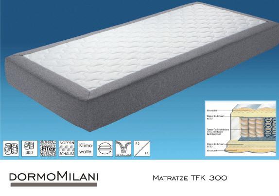 matratze tfk 300. Black Bedroom Furniture Sets. Home Design Ideas